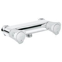 GROHE REF.32228002 MITIGEUR BAIN/DOUCHE EUROSTYLE COSMO MURAL