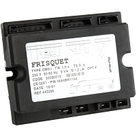FRISQUET REF.F3AA40806 THERMOSTAT D'AMBIANCE FILAIRE
