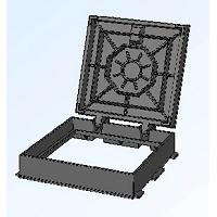 SEZAM 300 (OL)  440X440 (ENC)  D400