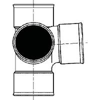 PRESTO REF.40012 ROSACE ECARTEMENT 8 MM