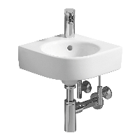 GEBERIT REF.276132000 RENOVA COMPACT LAVE MAINS ANGLE  32 BLC